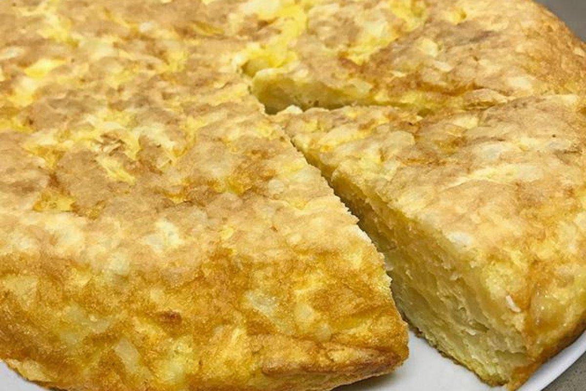 Tortilla de patatas clásica