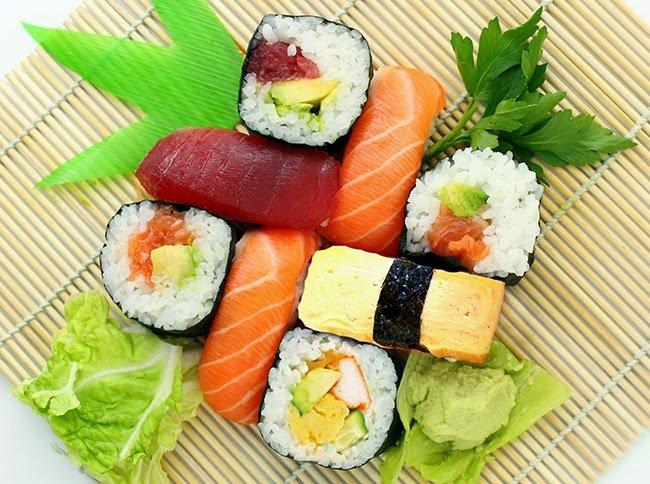 ¿Os apetece cocina japonesa para el fin de semana?