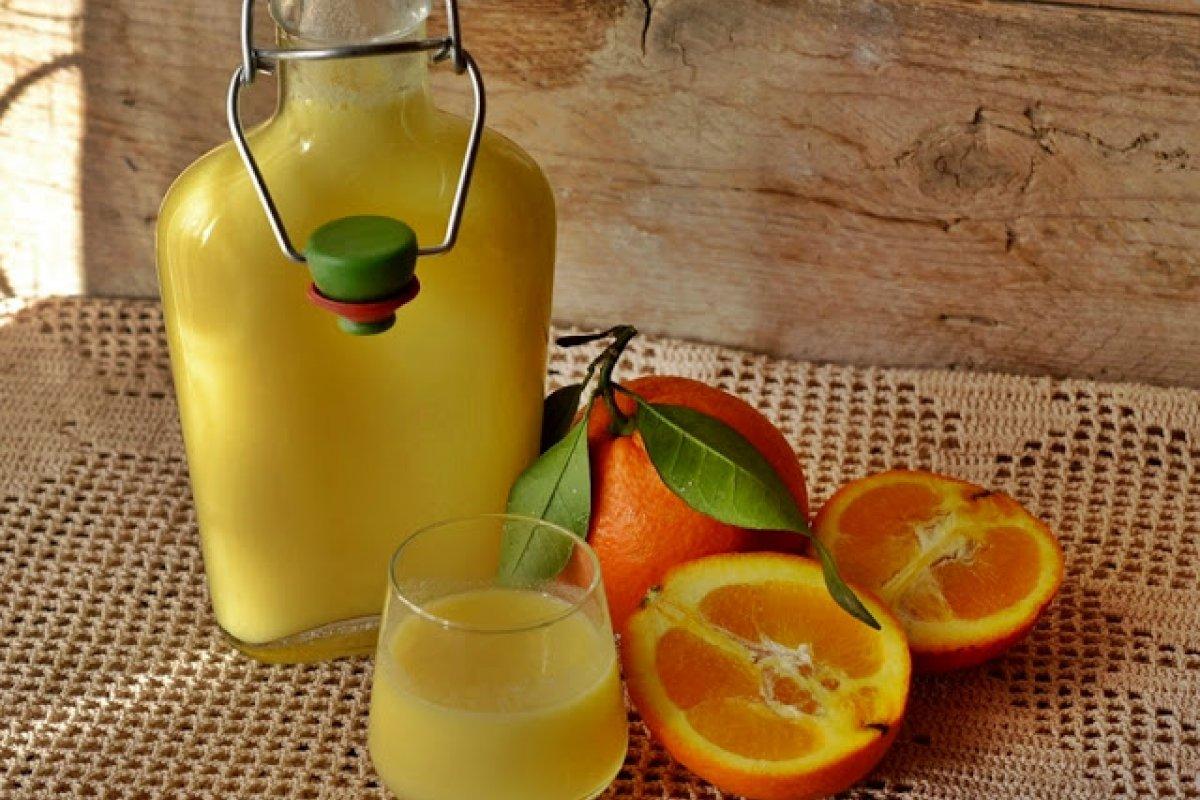 Arancello (crema de naranja)