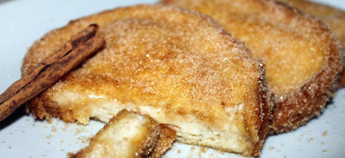 Las recetas más dulces y tradicionales de Semana Santa