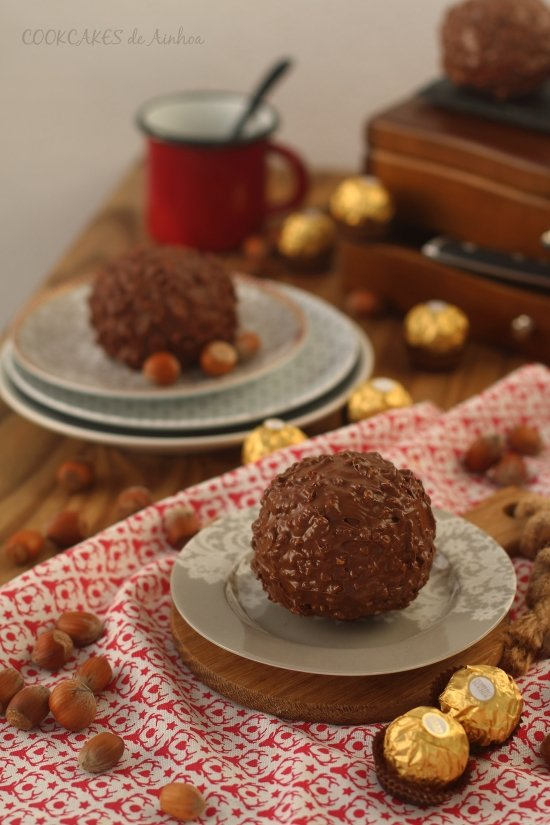 Recetas de Navidad con chocolate