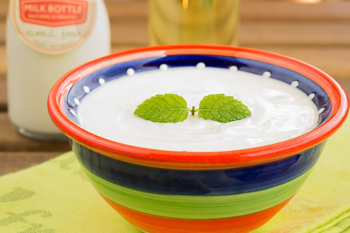 Cómo hacer lactonesa (mahonesa sin lactosa y sin huevo)