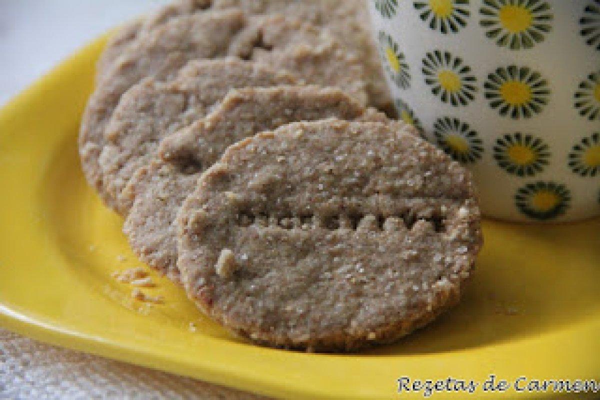 Galletas digestive de avena