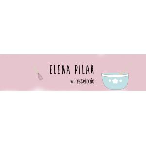 Elena Pilar. Mi recetario