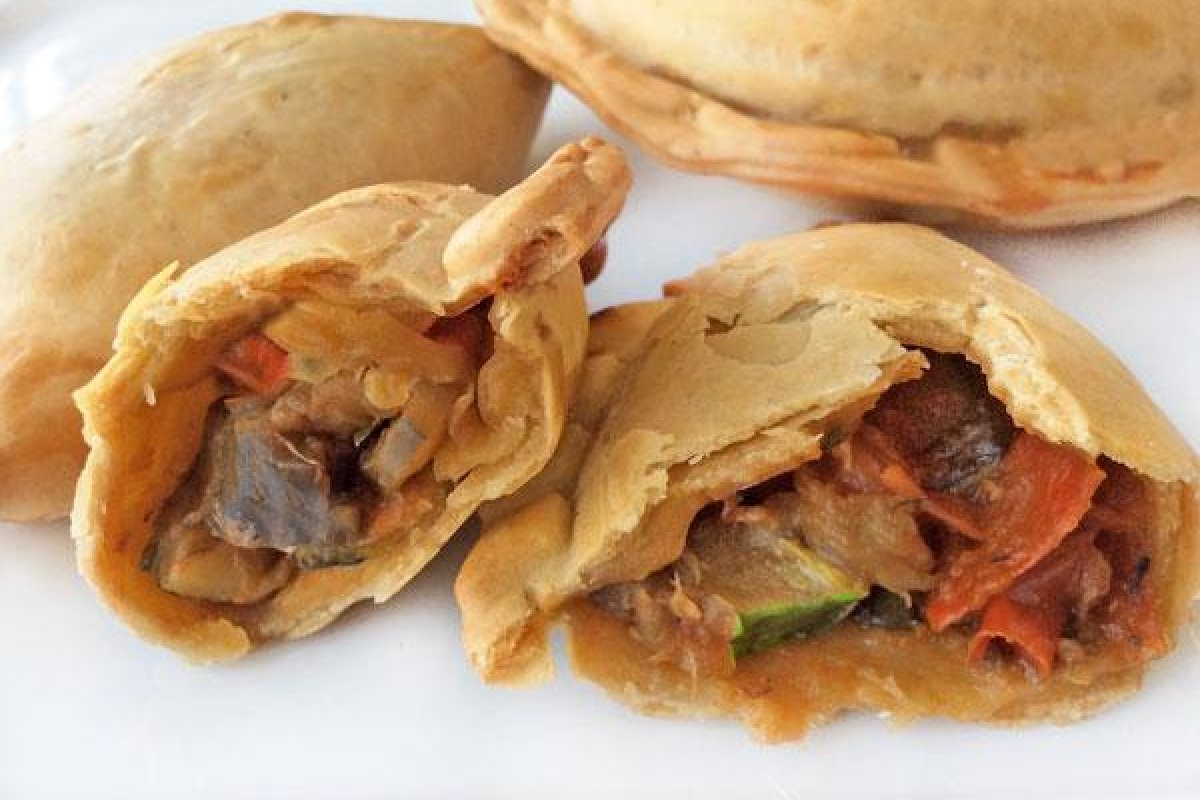 Empanadillas vegetarianas