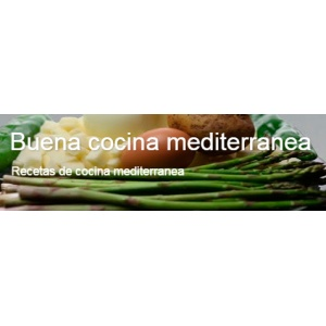 Buena cocina mediterranea