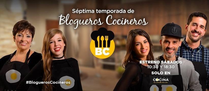 Los 5 ganadores del Concurso Blogueros Cocineros 2016 de Canal Cocina