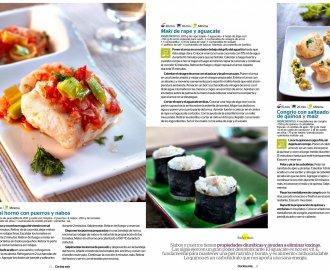 Revistas gastronómicas