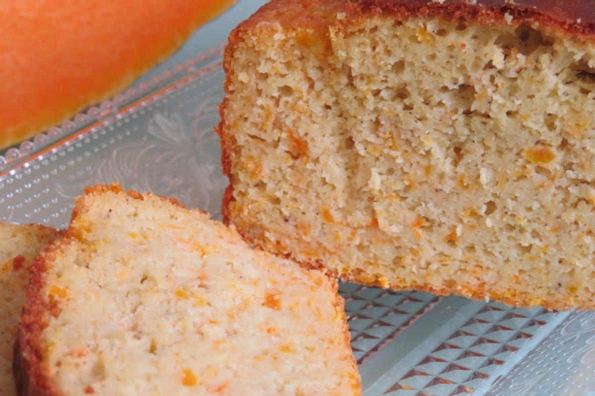 Plum cake de calabaza (sin gluten / sin lactosa)
