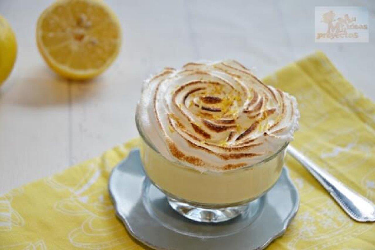 Copas de limón- cup lemon