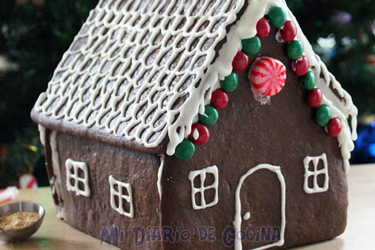 Casa de galletas de jengibre