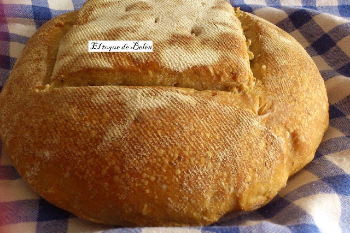 Masa madre y pan de pueblo