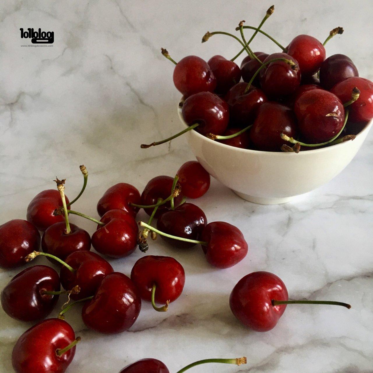 ¿Cómo se conservan las cerezas?