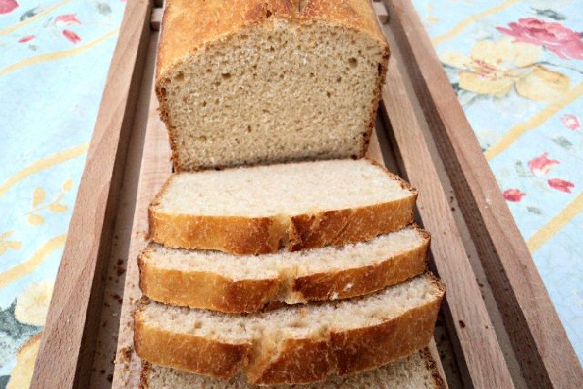 Pan de molde básico