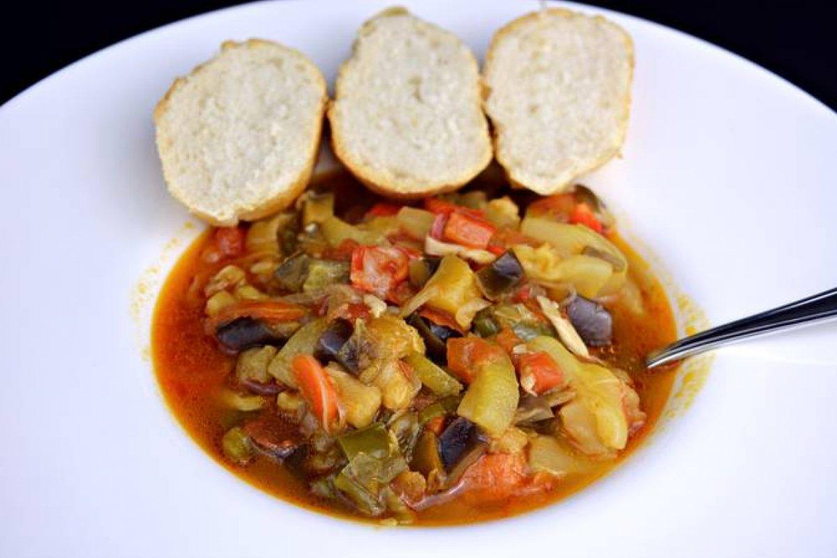 Samfaina de verduras