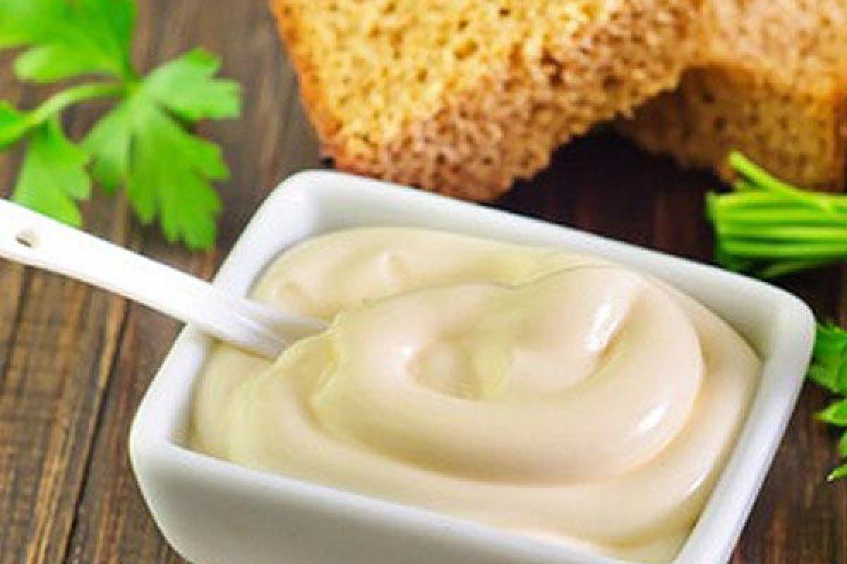 Lactonesa o salsa mayonesa sin huevo