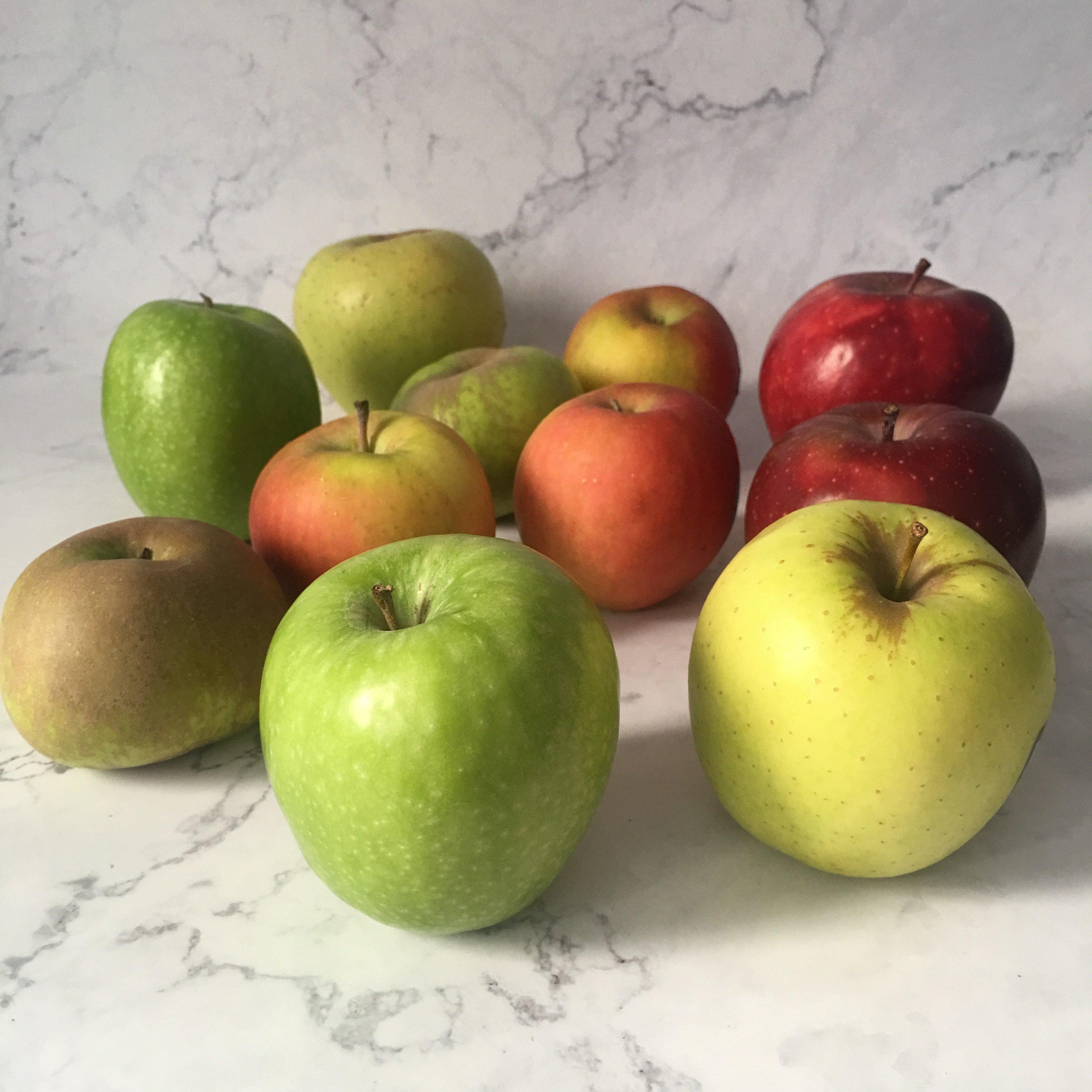 Día internacional de la manzana
