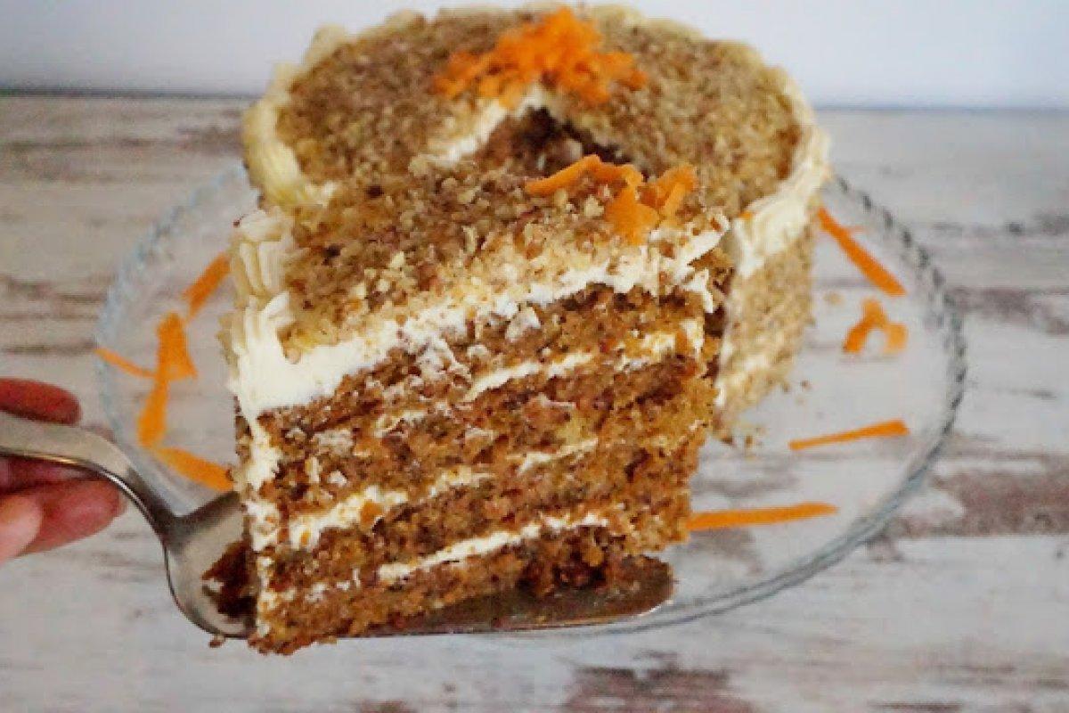 Carrot Cake Слив Тиктокерши