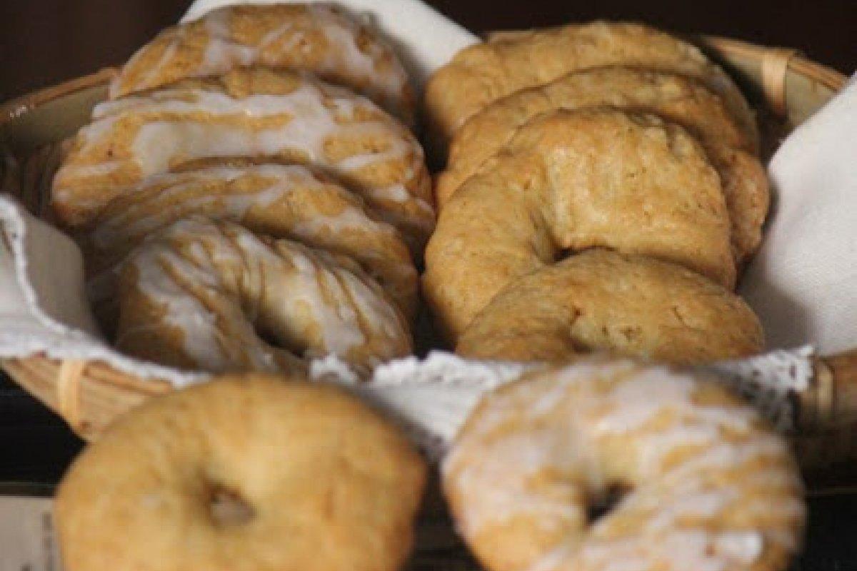 Rosquillas listas y tontas de San Isidro