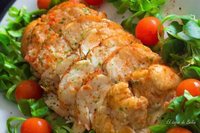 Platos de pescados y mariscos para nuestras mesas navideñas