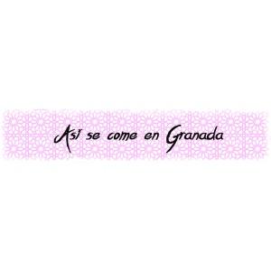 Asi se come en Granada