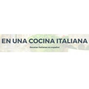 En una cocina italiana