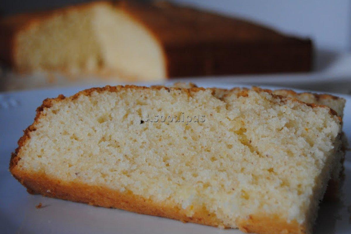 Bizcocho de limón de lakeland (lakeland lemon cake)