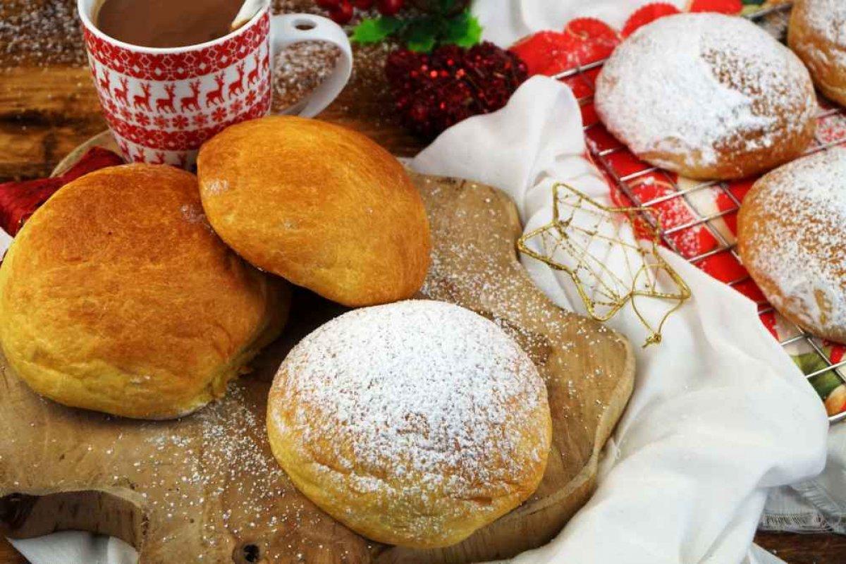 Cocas de patata de Valldemosa o cocas de Navidad de Mallorca