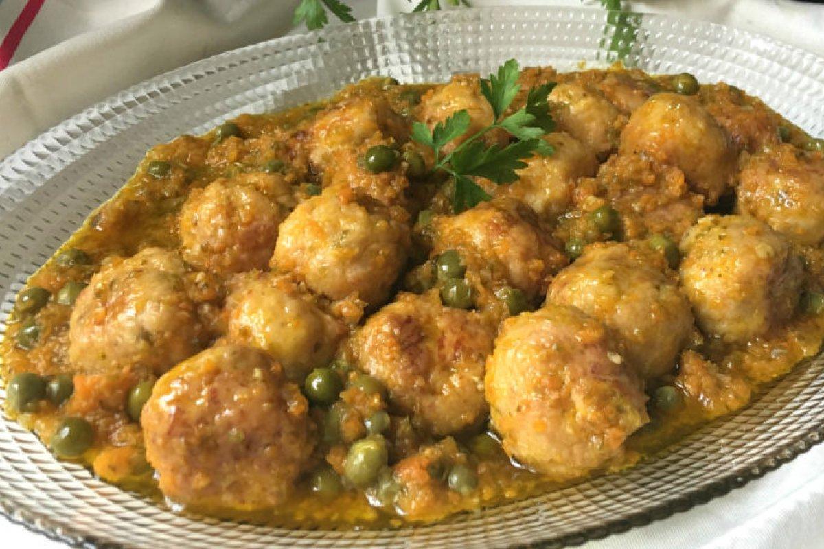 Alb ndigas de pollo con verduras 101blog de cocina - Albondigas de verdura ...