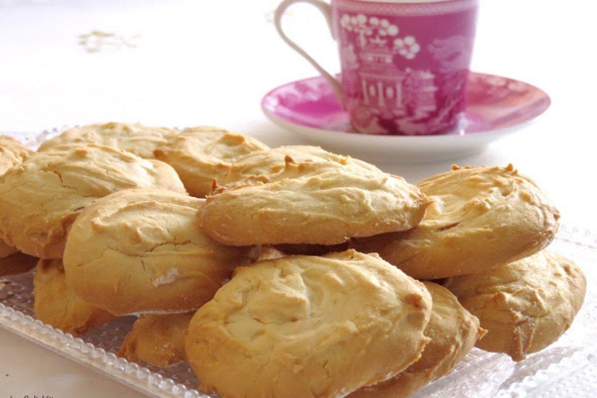 Pastas de té de mantequilla (sin gluten/sin lactosa)