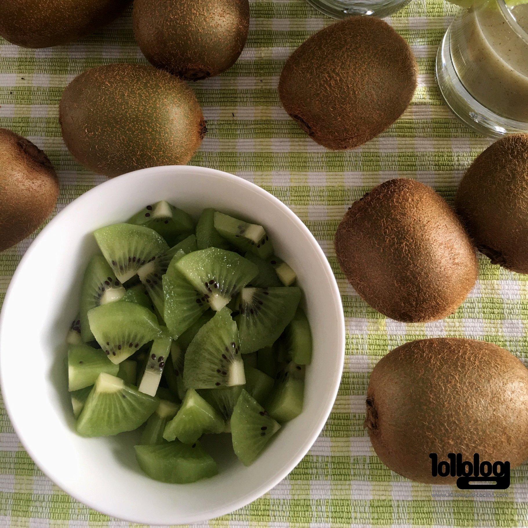 El kiwi, una de las frutas más saludables