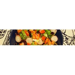 Delicioso y Vegetariano